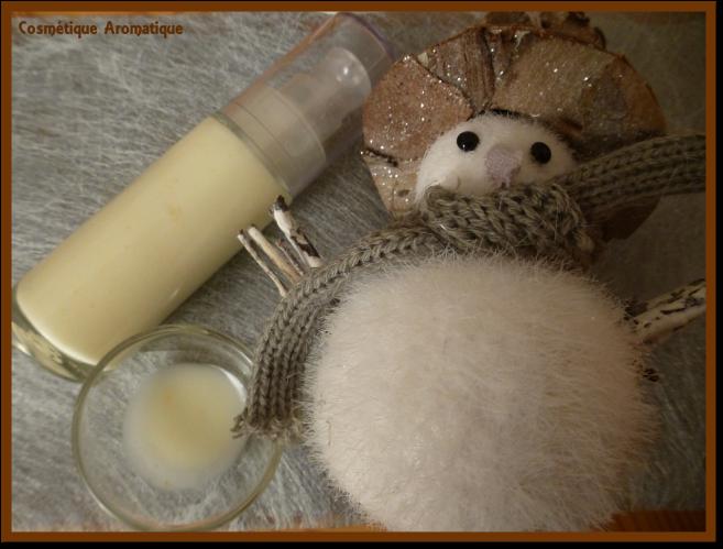 Crème fluide coenzyme Q10